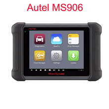 New Arrival Original AUTEL MaxiSYS MS906 Diagnostic Scanner as AUTEL MaxiDAS DS708 Update Online Automotive Diagnostic System(China)