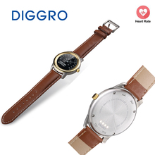 Diggro LEM1 Smart Watch Bluetooth Mate HD Screen Siri Call Music Reminder for Android IOS Sports Partner Smartphone Anti-lost(China)