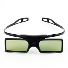 2017 Newest G15-DLP 3D Active Shutter Glasses For Optoma for LG for Acer DLP-LINK DLP Link 3D Projectors 96-144Hz(China)