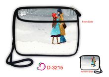 "Snow Lovers Portable External Hard Disk Drive Case Soft 2.5"" Neoprene Bag Pouch Cover(China)"