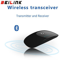2017 New High Quality Multi-Point 2 in 1 Bluetooth Transmitter & bluetooth Receiver Wireless A2DP 3.5mm Bluetooth Audio Adapter