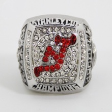 New Jersey Devils Championship Ring 2003 Replica Stanley Cup Rings(China)