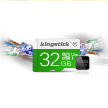 Kingstick Memory Card 32GB 16GB micro sd card Class10 100% True Capacity Mini TF Card 4GB 8GB 64GB sdcard