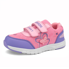 Buy 2018 Children Casual Shoes Girls Embroidery pattern Shoes Kids Fashion Sneakers Boys Casual Sport Shoes Child Butterfly Shoes for $13.79 in AliExpress store