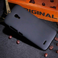 GXE Cellphone Back Cover Cases For Alcatel Pop 2(5.0)7044X Hard Plastic Matte Ultra Thin Anti Skid Rubber PC Mobile Phone Bags(China)