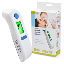ELERA Thermometer Digital Fever Body Care Temperature Infrared Ear Forehead Thermometer Baby & Adult(China)