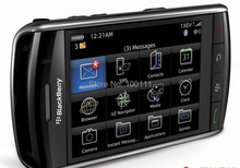 Original Blackberry  Storm 9500 Mobile Phone , 3.2MP Camera Touch screen cell Phone,black, ,Free Shipping