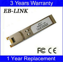 For Cisco Compatible, SFP-GE-T GLC-T 1000Base-T 1.25G SFP RJ45 Copper Transceiver module(China)