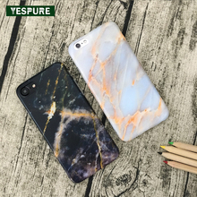 YESPURE Marble Girls Fancy Cover for Iphone 6plus Soft Cheap Cell Phone Holder Silicone Celular Couqe for Iphone 6s Plus Fille
