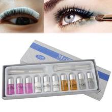 2016 Special Vacuum Electrical-Eye Eyelash Perm Super Eyelash Curling Perming Curler PERM Kit aid Full set Eyelash Wave Lotion