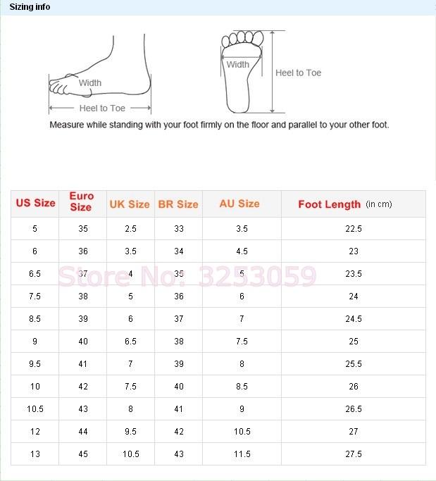 aliexpress women shoes size