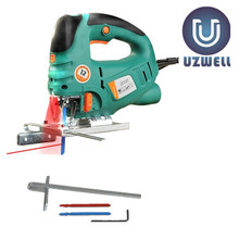 UZWELL Jig Saw electric saw woodworking Curve power tools multifunction chainsaw hand saws cutting machine woodsaw 220V