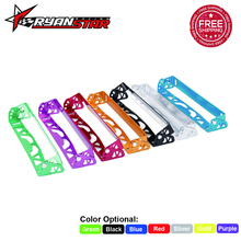 Ryanstar - Universal Aluminum Car Styling License Plate Frame Power Racing License Plate Frames Frame Tag Holder N-OT039(China)