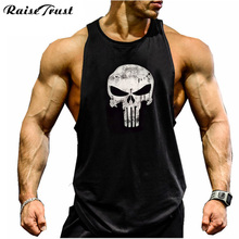 musculation 2017 vest bodybuilding clothing and fitness font b men b font undershirt font b tank