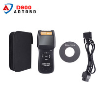 Universal D900 EOBD OBD2 Scanner Car's Engine D900 Code Reader Diagnostic Tool For Multi Brand Cars Free Shipping