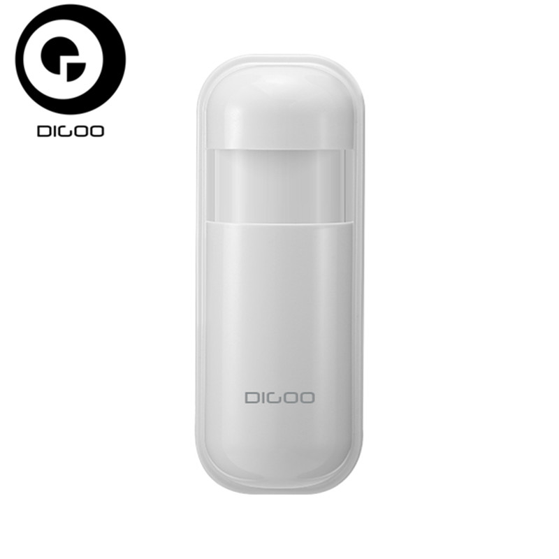DIGOO DG-HOSA HOSA Wireless Infrared PIR Detector Sensor For 433MHz Home Security Alarm System Kits(China)