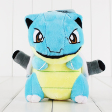 "7"" 18CM Anime Blastoise Plush Toy Stuffed Dolls Children Chrisrtmas Gift(China)"
