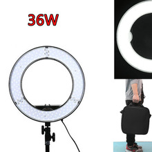 New Arrival Ring Light led video light  Macro Ring Lamp Continuous Light  36W 100-240V For  Camcorder DSLR Wedding