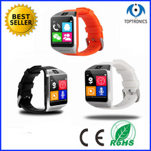 2016 Unlocked watch phone stylish design wristwatch singal sim card smart watch phone with camera nfc bluetooth for ios android