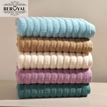 new 2017 size 80*150cm 1pc/lot 100%cotton bath towel for adult towels bathroom toalha de banho free shipping big bath sheet(China)