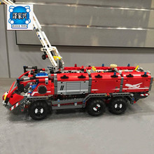 Lepins Genuine Technic Mechanical Series Rescue Vehicle Set Children Educational Building Blocks Bricks Figures Toys Gift - World toy Store store