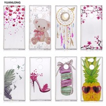 "Buy YUANLONG Sony Xperia XA2 5.0"" Case Silicone Cute Cartoon TPU Soft Back Cover Phone Cases Sony Xperia XA2 Shell Capa for $2.24 in AliExpress store"