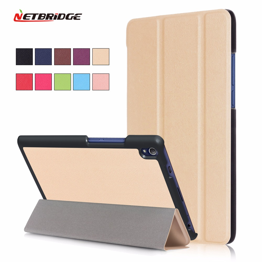 TB-8703F Case Cover For Lenovo P8 Tab 3 8 Plus Pu Leather Folio Flip Stand Holder Shell Smart Sleep Case Cover Shockproof <br><br>Aliexpress