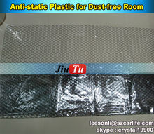 Dust Free Room Cleaning Room House Anti-dust PVC Plastic Anti Static Wall For LCD Replacement Working Room Jiutu Brand