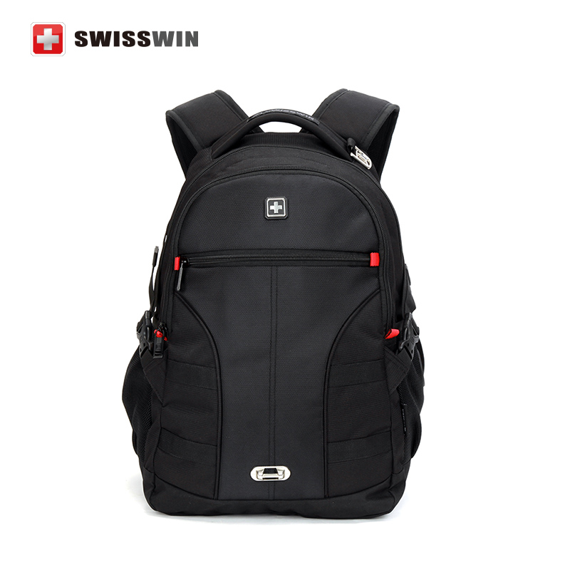 Hot Sale Swiss Gear Backpack Multifunction Mens Backpacks 15 Computer Backpack Big Schoolbag For Teenage Boys sac a dos sw9016<br><br>Aliexpress