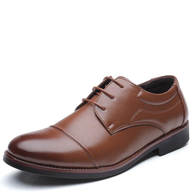 احذية جلدية رجالي لينة عالية الجودة  الحجم 39-48 17