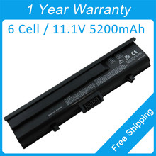 New 6 cell laptop battery for dell XPS M1330 M1350 DU128 FW302 HX198 JY316 TT344 KP405 NT340 NT349 NX511 UM225 312-0566 312-0567
