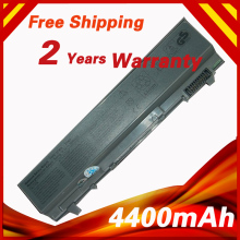 4400mAh 11.1V laptop battery for Dell Latitude E6400 E6410 E6500 E6510 Precision M2400 M4400 M4500 M6400 M6500 6 cells(China)