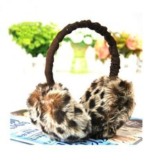 Oversized imitation rabbit super warm earmuffs / ear protection / protective equipment / Home Daily / wedding(China)