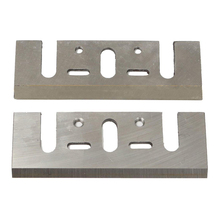 2pcs Electric Planer Blades Power Tool Part Replacement Fits for Power Tools Accessories(China)