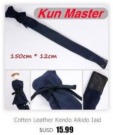 HTB1PEa8RFXXXXcTaXXXq6xXFXXXw Tai chi sword set 1.3m lengthen edition sword bags double layer High Quality Oxford Fabric Leather Kendo Aikido Iaido