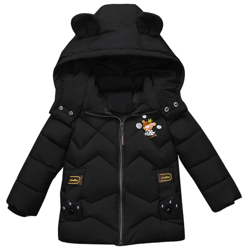 Clearance Sale Winter Warm Children Outerwear,Girl Boys Baby Coats Vest Zipper Thick Hoodie Outerwear
