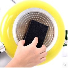 10pcs/lot Nano High Density Kitchen Cleaning Sponge 100*70*25mm Emery Melamine Magic Sponge(China)