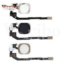 Wrcibo Touch ID Sensor Home Button Key Flex Cable Ribbon Assembly for iPhone 5S&SE Replacement Parts