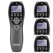 Buy Neewer Shutter Release Wired Timer Remote Control NW-880/DC2 Nikon D7100/D7000/D5300/D5100/D5000/D3300/D3200/D3100/D610/D600 for $13.99 in AliExpress store