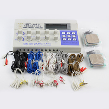SMY-10A Nerve Muscle Stimulator Computer Random Pulse 10 Channel Electronic Pulse Acupuncture Therapeutic TENS EMS Massage