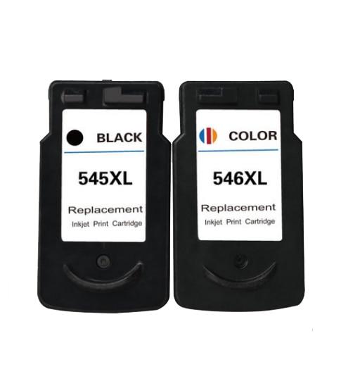 PG-545 CL-546 ink cartridge For Canon PG545 CL546 Pixma MG2400 MG2450 MG2500 MG2550 MG2580 MG2950 MX495 IP2880 IP2850 printer<br><br>Aliexpress