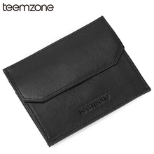 Buy teemzone RFID Blocking Genuine Leather Men Wallet Hasp Coin Purse Small Credit&ID Holder Unisex Purse Fashion Card Holders K375 for $9.50 in AliExpress store