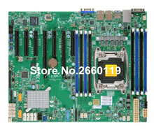 Server motherboard for SuperMicro X10SRL-F 2600V4/V3 DDR4 system mainboard fully tested and perfect quality