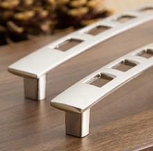 Modern Hardware  Kitchen Door Handles And Drawer Cabinet Pull Knobs  (C.C.:192mm,Length:218mm)