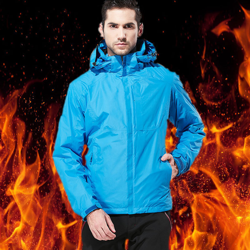 Spring and autumn outdoor sports jacket Men Men Windproof waterproof breathable warm Jackets free shipping<br><br>Aliexpress