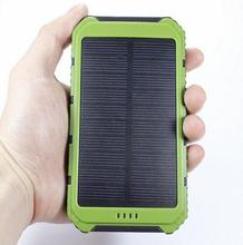 10000mah factory cheap price portable solar window charger/solar charger window/solar power bank
