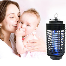 High Quality garden  trap Bug Zapper Mosquito Insect Killer Lamp Electric Pest control Moth Wasp Fly electric Mosquito Killer