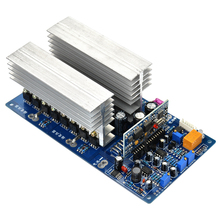 1PC 3000W Pure Sine Wave Power Frequency Inverter Board 24V 48V 60V 1500W 3500W