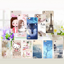 TienJueShi Cute Fashion Design TPU Silicone Cover Shell Protective Pouch Bag Skin Etui Case For Medion Life E5006 MD 60227 5""