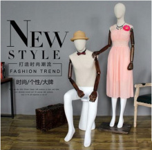 Fashionable High Quality Male&Female Full Body Mannequin Fashionable Mannequin Professional Manufacturer In China